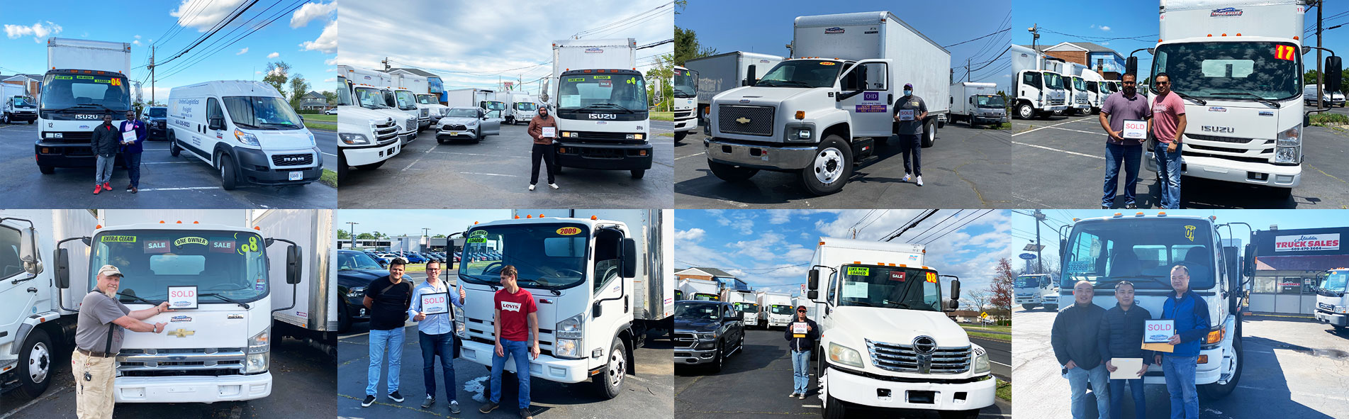 Used trucks for sale in Burlington | Aladdin Truck Sales. Burlington NJ